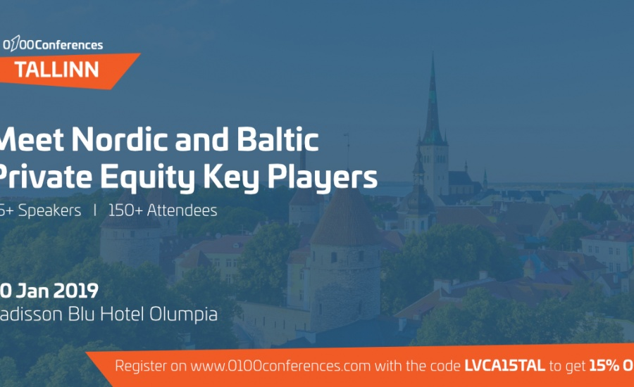 Network and learn from the Nordic and Baltic key players in Venture Capital & Private Equity