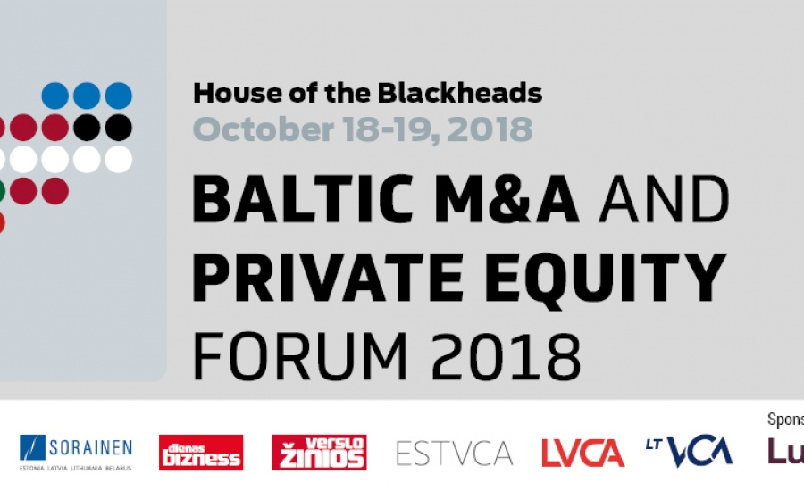 Baltic M&A and Private Equity Awards: nominees announced