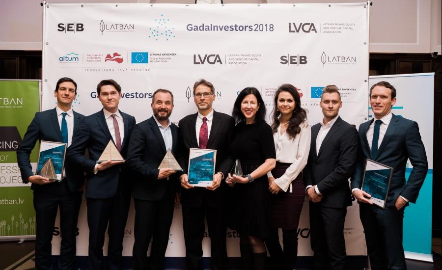 """Investorus aicina pieteikties apbalvojumam """"Gada investors 2019"""""""