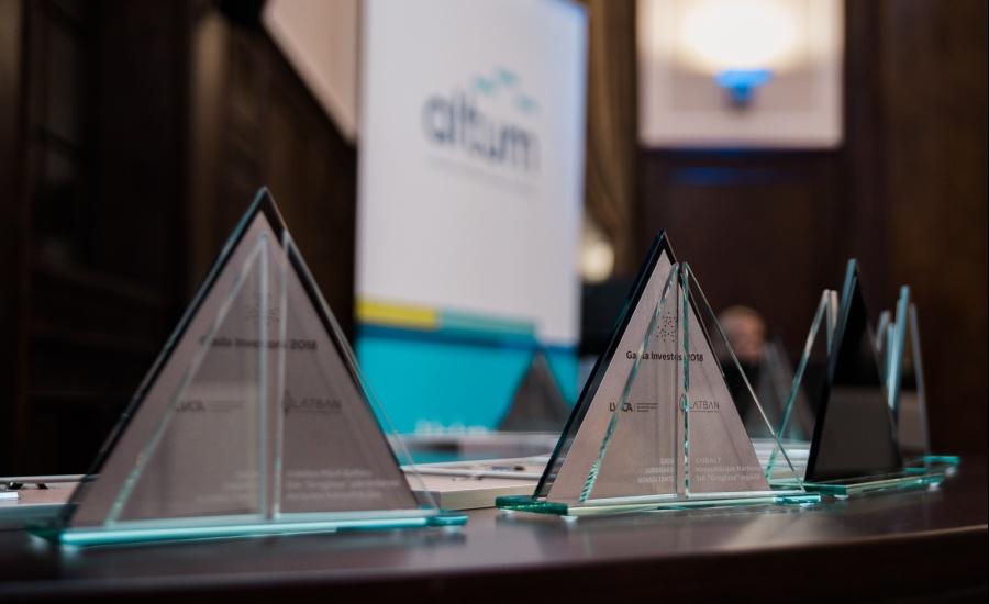 Zināmi nominanti apbalvojumiem par 2019. gada veiksmīgākajām investīcijām Latvijā