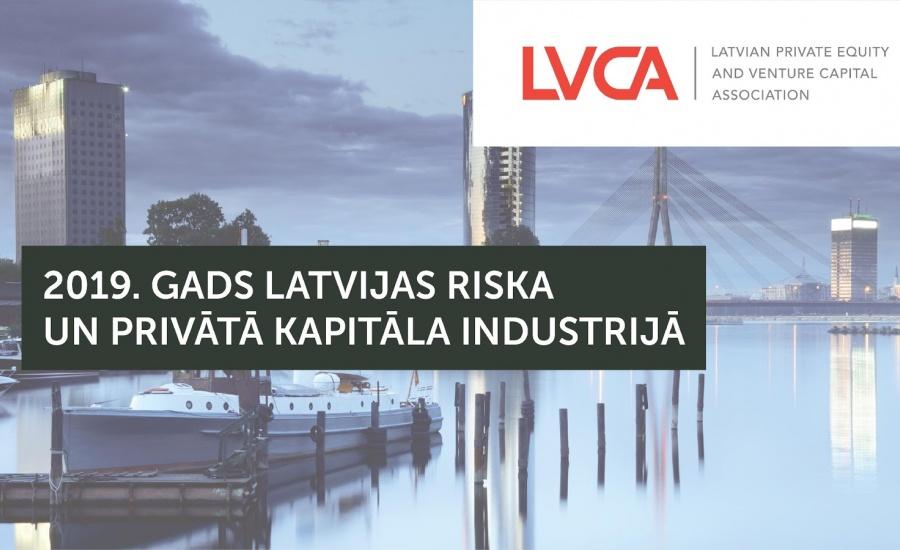 Latvijas riska kapitāla fondi 2019. gadā veikuši ieguldījumus 25,2 miljonu eiro apmērā
