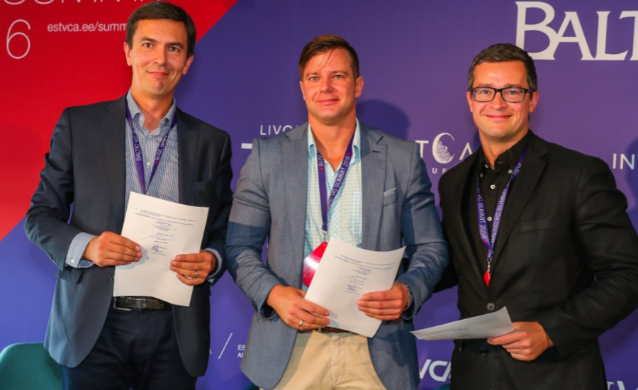 The Baltic venture capital market will be united under a single flag